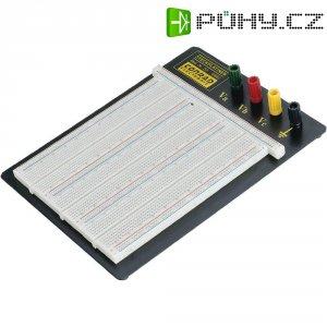 Kontaktní nepájivé pole EIC-106, 175 x 165 x 8,5 mm, 4 póly