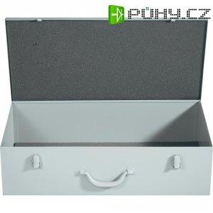 Kufr na nářadí Alutec 10440, ocel, 615 x 340 x 165 mm