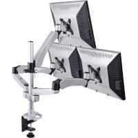 Držák monitoru Xergo SuperFlex pro 3 monitory, stolní montáž