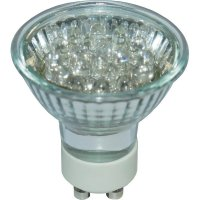 LED žárovka, 8632c27b, GU10, 1 W, 230 V, 56,6 mm