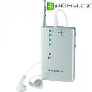 Detektor VF vysílačů 1 MHz až 6 GHz