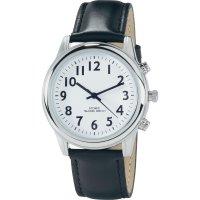 Ručičkové náramkové DCF hodinky, německy mluvící
