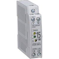 Zdroj na DIN lištu Idec PS5R-SB12, 1,25 A, 12 V/DC