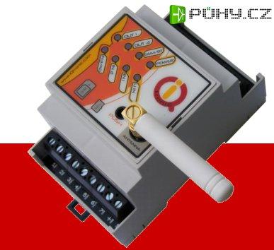 GSM spínač IQTD_GS400 (dříve GS300 DIN) - GSM ovládání na DIN lištu - Kliknutím na obrázek zavřete