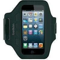 Pás na paži Belkin EaseFit pro iPod touch, 5.generace, černý