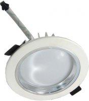 Podhledové světlo LED 5x1W,bílé 230V/5W, DOPRODEJ