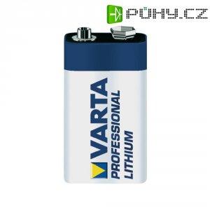 Lithiová baterie Varta Professional 9V, 1200 mAh