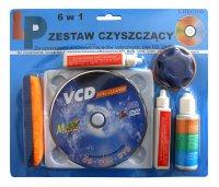 Čistící CD/DVD 4V1