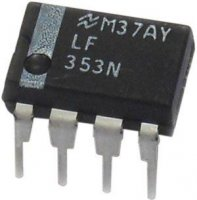 LF353N - 2x OZ J-FET, DIL8