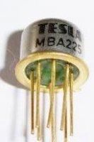 MBA225 - lineární IO, TO99