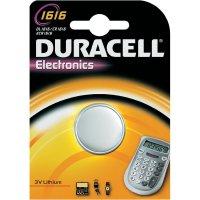 Knoflíková baterie Duracell CR1616, lithium, DUR030336