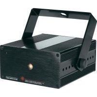 Laserový efekt Mc Crypt GLP19, 100-240 V/50/60 Hz, červená/zelená