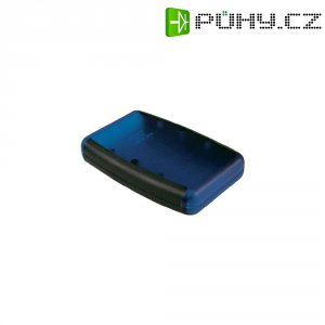 Univerzální pouzdro ABS Hammond Electronics 1, 117 x 79 x 24 mm, modrá (1553BTBUBK)