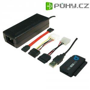 Kabelový adaptér IDE/SATA - USB 2.0 LogiLink