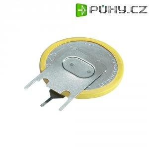 Knoflíková baterie s pájecími kontakty NewSun CR2032, stojací, lithium, 210 mAh, 3 V