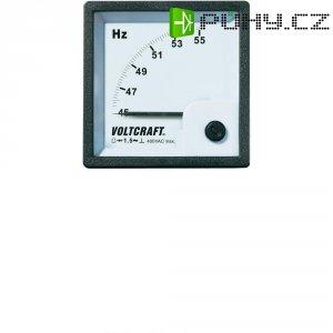 Analogové panelové měřidlo VOLTCRAFT AM-72X72/50HZ 45 - 55 Hz