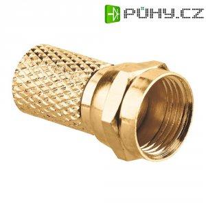 GOLDLINE F-zástrčka do 7,5 mm