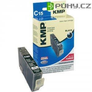 Toner inject KMP C15 = CANON BCI-6BK černá