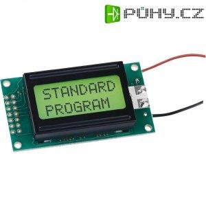 LED modul, 13,9 mm, černá/zelená