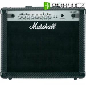 Kytarový zesilovač, Marshall MG30CFX, černá