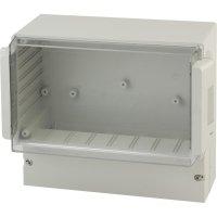 Skříň regulátoru Bopla RCP 4000, (š x v x h) 363,4 x 318,6 x 150 mm, šedá