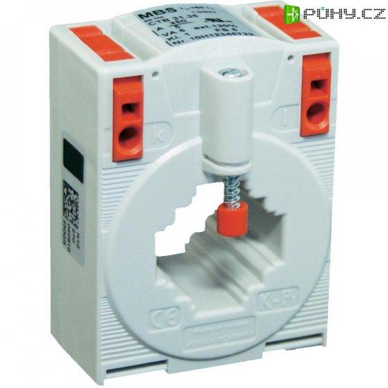 Násuvný měřicí transformátor proudu MBS CTB 31.35 400/5 A 5VA Kl.1 - Kliknutím na obrázek zavřete