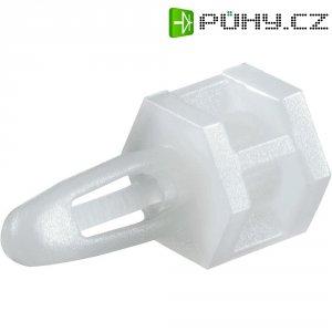 Distanční sloupek do DPS PB Fastener TCBS-4N, (A) 6,4 mm