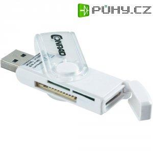 Čtečka karet 20 v 1, USB 2.0