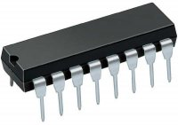 4040 12stupňový dvojkový čítač, DIL16