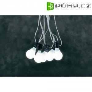 Rozšíření svítícího řetězu s LED světly Konstsmide, bílé