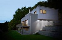 Venkovní LED reflektor Osram Noxlite, 8 W, černá