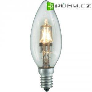 Halogenová žárovka Sygonix, E14, 28 W, 97 mm, stmívatelná, teplá bílá