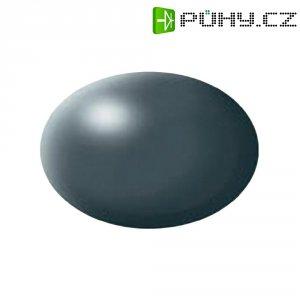 Airbrush barva Revell Aqua Color, 18 ml, tmavě šedá jemně matná