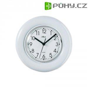 Analogové nástěnné hodiny, 699, Ø 24 cm, bílá