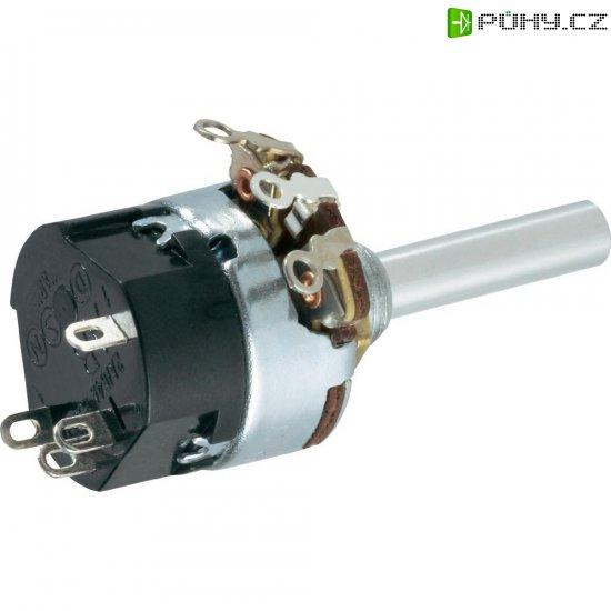 POTENCIOMETR AR45 500 kΩ ±20 % LIN SPÍN. - Kliknutím na obrázek zavřete