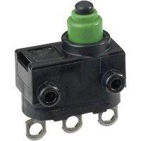 Mikrospínač - zdvihátko Marquardt 1055.0351, 24 V/DC, 2 A, IP67
