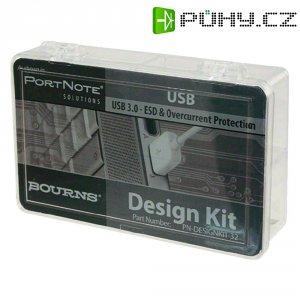 Sada k ochraně USB 3.0 obvodů Bourns PN-Designkit-32