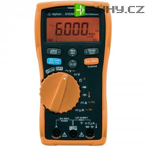 Digitální multimetr TRMS Agilent Technologies U1233A