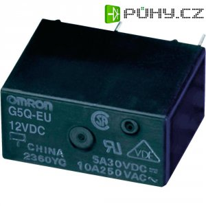 Kompaktní PCB Power relé Omron G5Q-1A-EU 5DC, 5 V/DC, 5 A