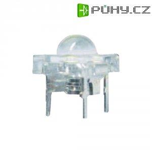 LED dioda hranatá s vývody Seoul Semiconductor, HW941-A, 30 mA, 7,6 mm, 3,4 V, 130 °, bílá