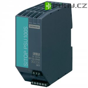 Zdroj na DIN lištu Siemens SITOP PSU100S, 12 V/DC, 7 A