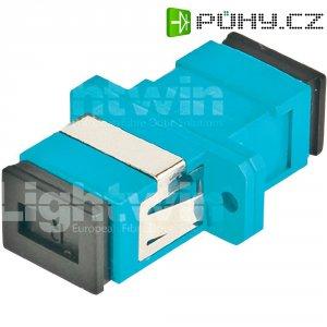 Propojka SC-SC Lightwin Singlemode, modrá