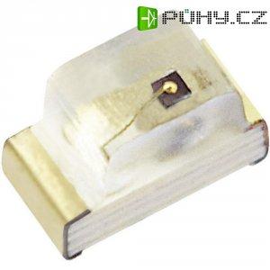 SMD LED Kingbright, KP-1608SECK, 20 mA, 2,1 V, 120 °, 180 mcd, oranžová