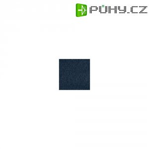 Potahová látka akustický velur150 x 100 cm - černá