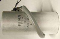 80uF/230V~ TC547 motorový rozběhový kondenzátor 40x90mm