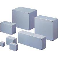 Hliníkové pouzdro Rittal GA 9101,210, 58 x 36 x 64 mm, IP66, šedá
