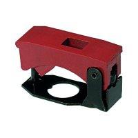 Bezpečnostní kryt Caches 26 APEM, červená
