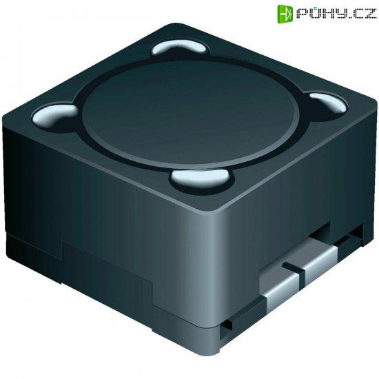 SMD tlumivka Bourns SRR1208-101YL, 100 µH, 2,1 A - Kliknutím na obrázek zavřete