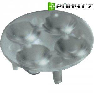 Optika pro Luxeon ® Rebel nebo Seoul Semiconductor ® Z5 Carclo 10624, 40.3°