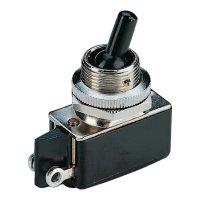 Páčkový přepínač Marquardt 0101.0401, 250 V/AC, 2 A, 1x zap/zap, 1 ks